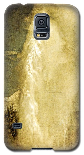 Old Faithful Memories Galaxy S5 Case