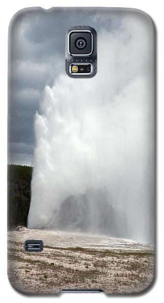 Old Faithful Galaxy S5 Case