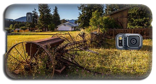 Old Farm Equipment Ronald Wa Galaxy S5 Case