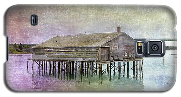 Old Fishing Pier  Galaxy S5 Case