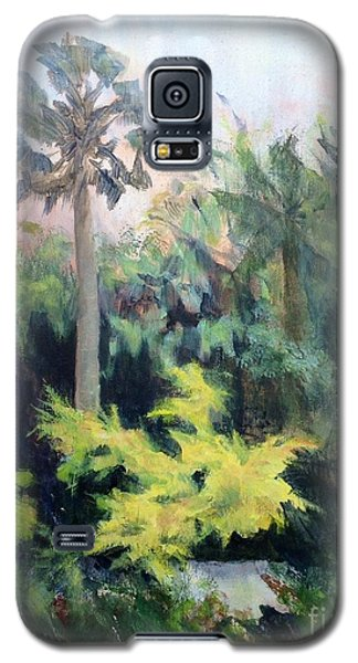 Old Florida 4 Galaxy S5 Case by Mary Lynne Powers