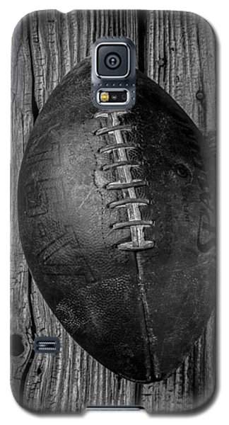 Old Football Galaxy S5 Case by Garry Gay