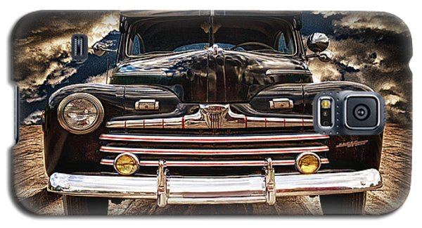 Galaxy S5 Case featuring the photograph Old Ford 2 ... by Chuck Caramella
