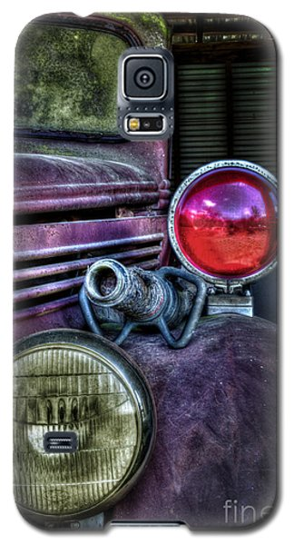 Old Ford Firetruck Galaxy S5 Case