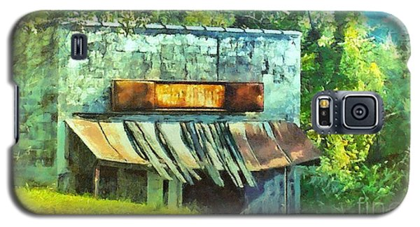 Old General Store Galaxy S5 Case by Elizabeth Coats