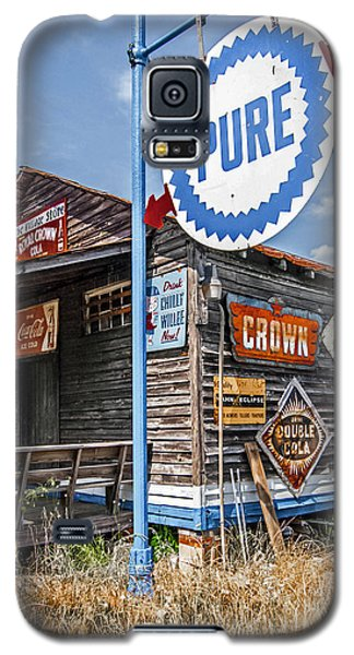 Old General Store Galaxy S5 Case by Marion Johnson