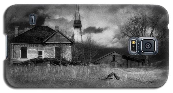 Old Georgia Farm Galaxy S5 Case