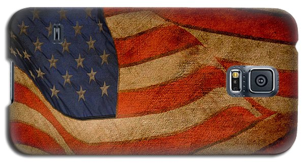 Old Glory Combat Flag Galaxy S5 Case
