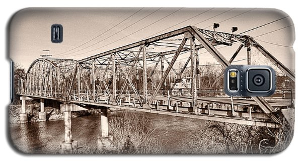 Old Gravois Bridge Galaxy S5 Case