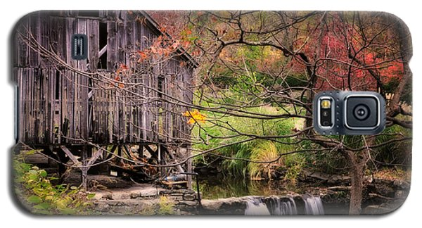 Old Grist Mill - Kent Connecticut Galaxy S5 Case