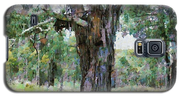 Old Gum Tree Galaxy S5 Case