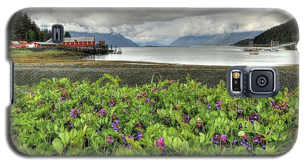 Old Haines Cannery Galaxy S5 Case