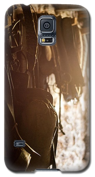 Old Harness Galaxy S5 Case