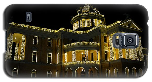 Old Harrison County Courthouse Galaxy S5 Case