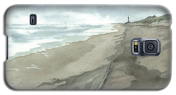 Old Hatteras Light Galaxy S5 Case by Joel Deutsch