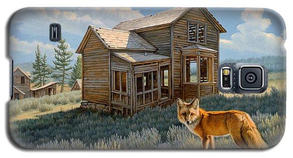 Town Galaxy S5 Case - Old Haunts  by Paul Krapf
