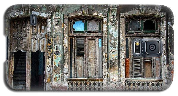 Old Havana House Galaxy S5 Case
