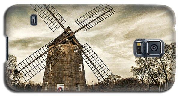 Old Hook Windmill Galaxy S5 Case