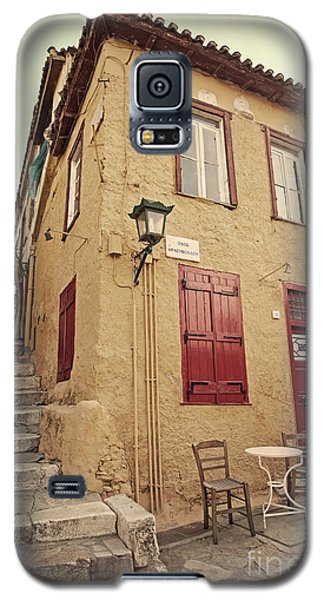 Galaxy S5 Case featuring the photograph Old House  by Aiolos Greek Collections
