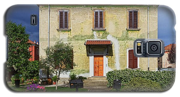Old House In Crespi D'adda Galaxy S5 Case