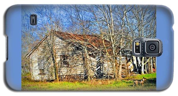 Old House Galaxy S5 Case by Savannah Gibbs