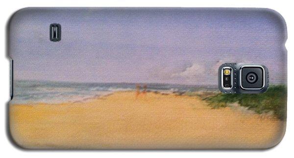 Old Hunstanton Beach Galaxy S5 Case