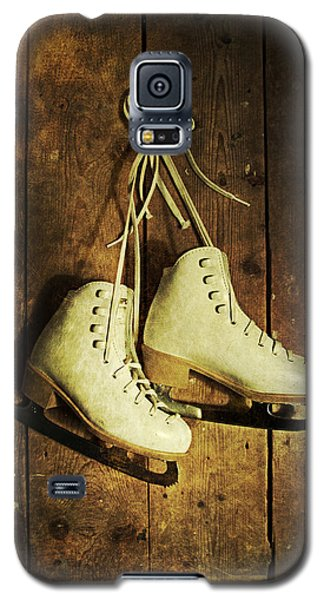 Old Ice Skates Galaxy S5 Case