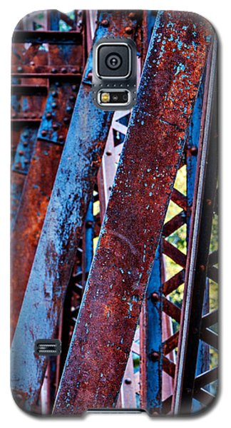 Old Iron Galaxy S5 Case