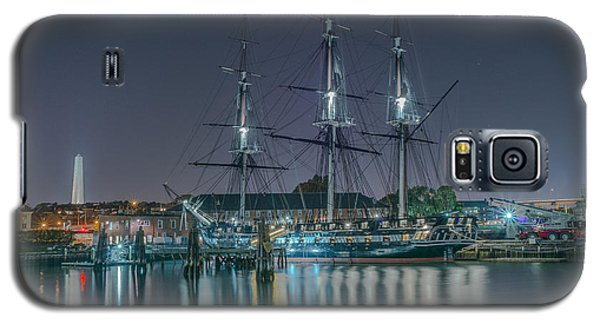 Old Iron Sides Galaxy S5 Case