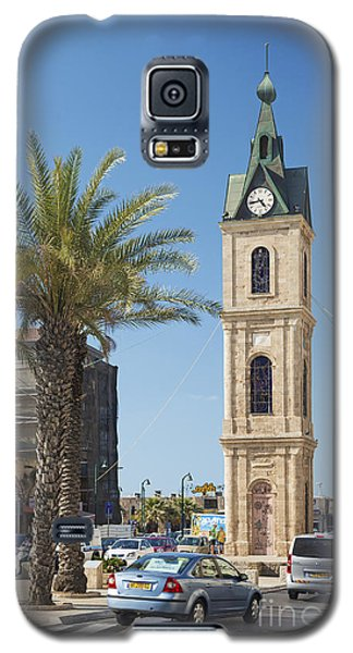 Old Jaffa Clocktower In Tel Aviv Israel Galaxy S5 Case