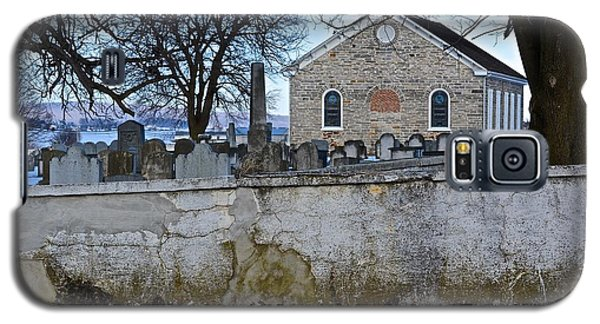 Old Leacock Presbyterian Church And Cemetery Galaxy S5 Case