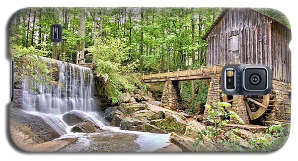 Old Lefler Grist Mill Galaxy S5 Case