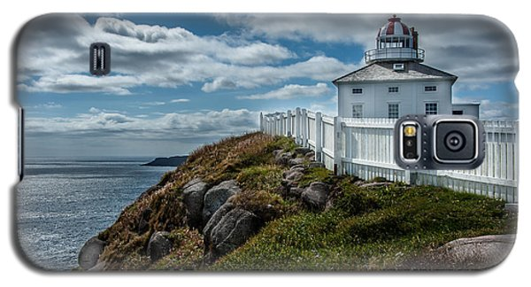 Old Light House Galaxy S5 Case by Patrick Boening