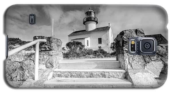 Galaxy S5 Case featuring the photograph Old Light House by Robert  Aycock