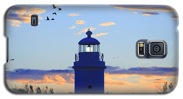 Old Lighthouse Galaxy S5 Case by Bernardo Galmarini