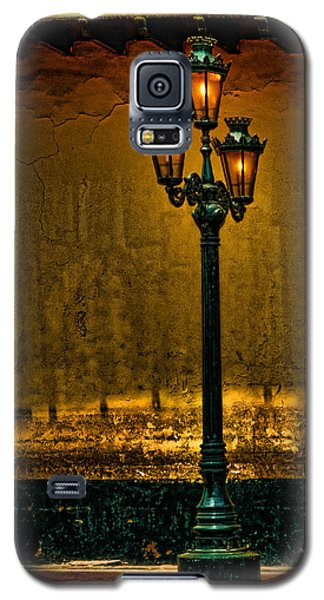 Old Lima Street Lamp Galaxy S5 Case
