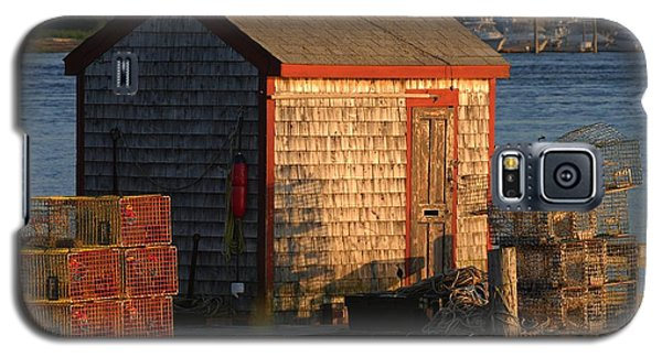 Old Lobster Shack Galaxy S5 Case
