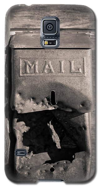 Old Mail Box Galaxy S5 Case