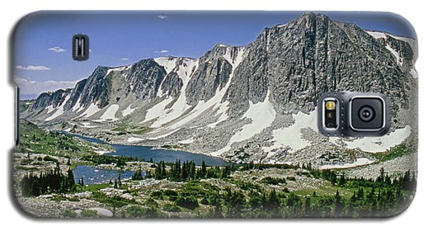 M-09702-old Main Peak, Wy Galaxy S5 Case