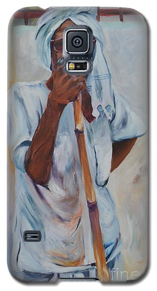 Old Man Galaxy S5 Case by Cher Devereaux