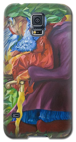 Old Man Collecting Sticks - But Not On The Sabbath Galaxy S5 Case