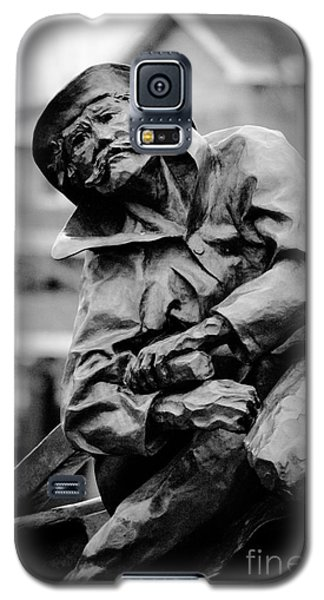 Old Man In Canal Park Galaxy S5 Case