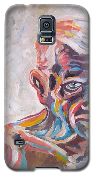 Old Man In Time Galaxy S5 Case