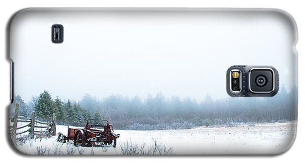 Old Manure Spreader Galaxy S5 Case