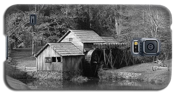 Galaxy S5 Case featuring the photograph Virginia's Old Mill by Eric Liller