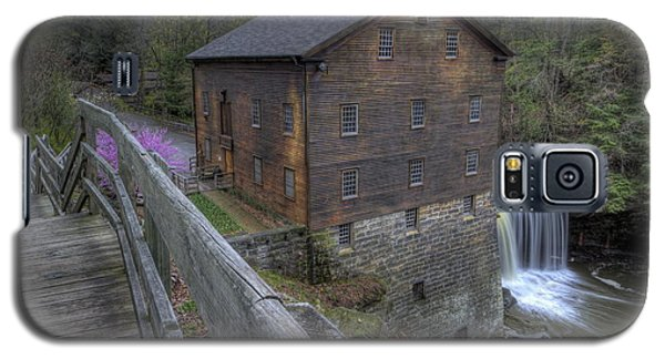 Old Mill Of Idora Park Galaxy S5 Case