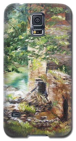 Old Mill Stream I Galaxy S5 Case
