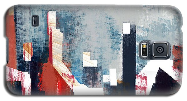 Old Miners Row Galaxy S5 Case