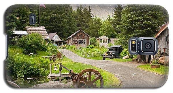 Old Mining Alaskan Town Galaxy S5 Case