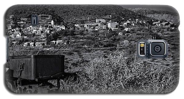 Old Mining Town No.23 Galaxy S5 Case